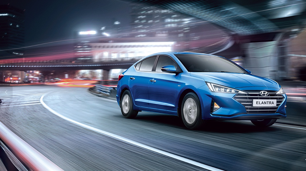 Buy Hyundai Elantra car from Modi Hyundai
