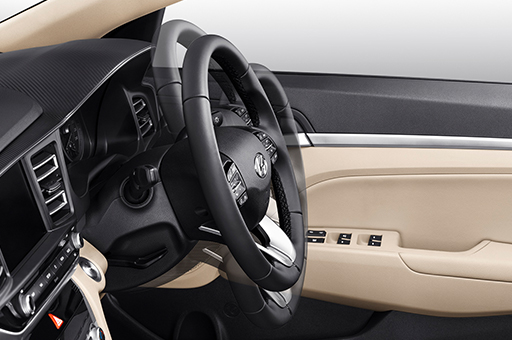 Power window Controls - Elantra
