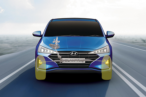 Elantra - Safety Features