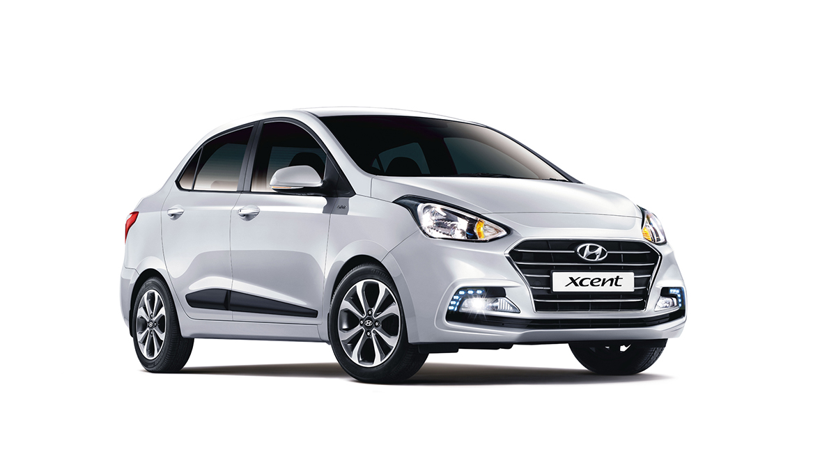 Buy Hyundai Xcent car from Modi Hyundai