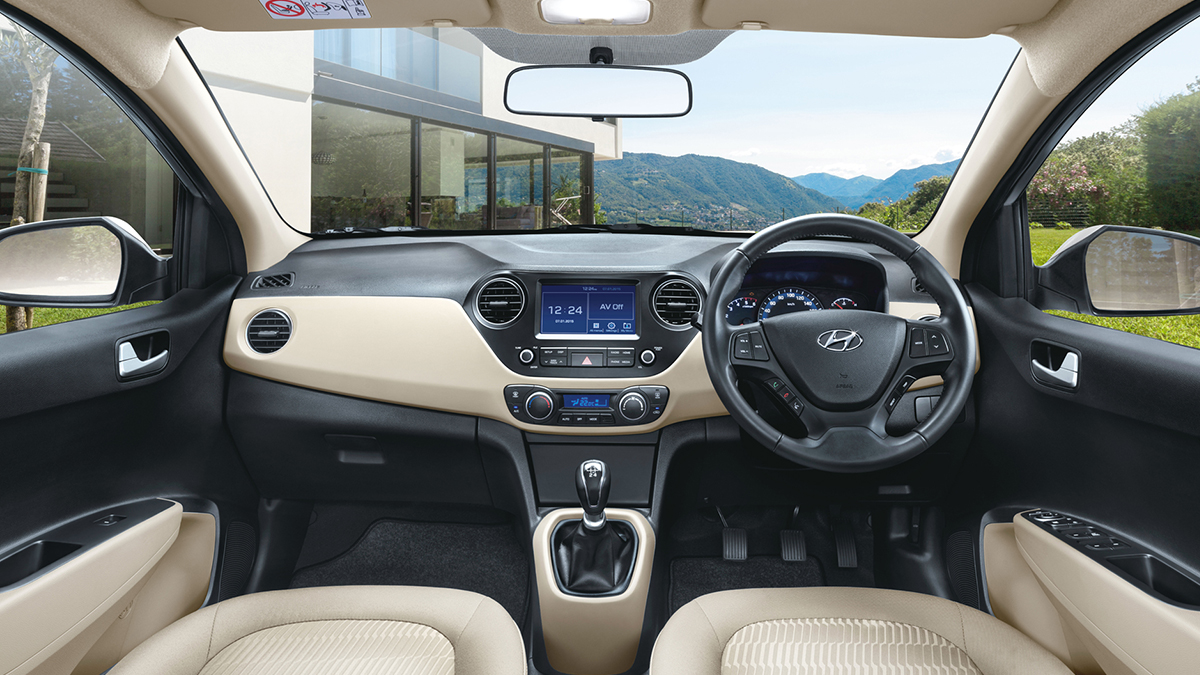 Buy Hyundai Xcent from Hyundai Showroom in Mumbai