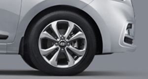Xcent - Alloy Wheels