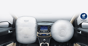 Xcent -Dual Airbag