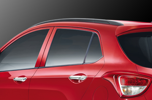 Grand i10 - Designineered Exterior
