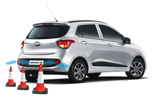 Grand i10 - Rear defogger