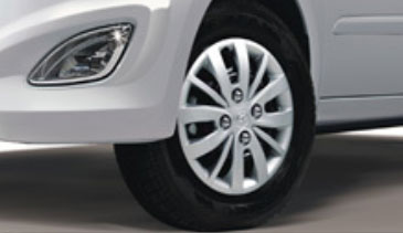 Hyundai i10 - Full wheel cover