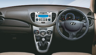 Hyundai i10 - Smart colours