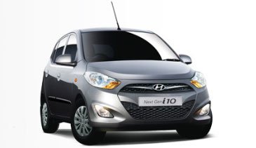Hyundai i10 - Safety and Security