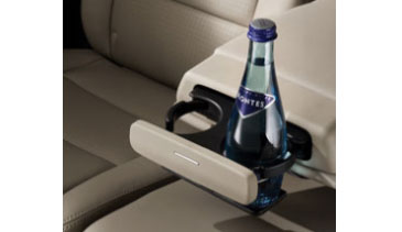 Santa Fe - Rear center amrest cup holder