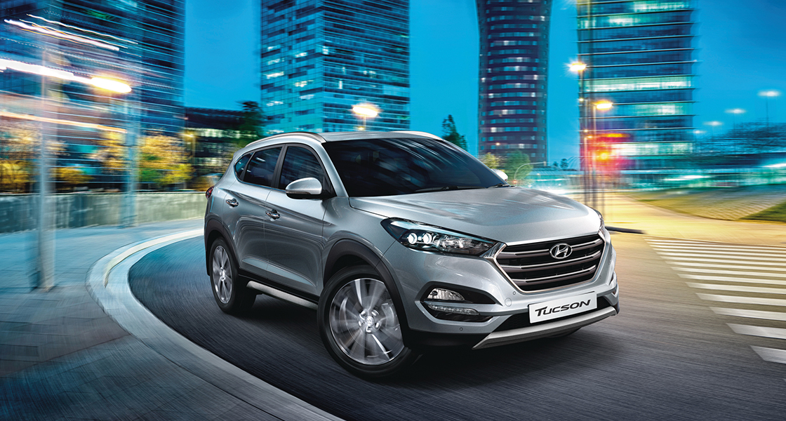 Buy Hyundai Tucson car from Modi Hyundai