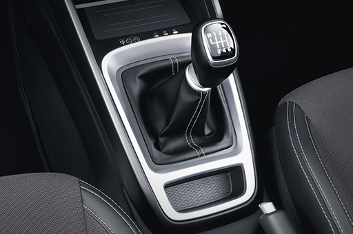 Venue - 6-Speed Manual Transmission